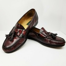 Cole Haan Men's Tassel Loafers - Size 11.5 D Kiltie Brown Dress Shoes EUC - $37.05