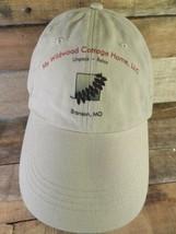 My Wildwood COTTAGE HOME Branson Missouri Adjustable Adult Hat Cap - $8.90