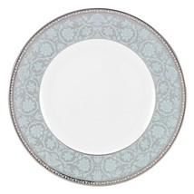 "LENOX ""WESTMORE"" SET OF 2 DINNER & SALAD PLATES FINE BONE CHINA MADE IN ... - $59.50"