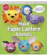 KLUTZ Make Paper Lantern Animals Toy - $19.01