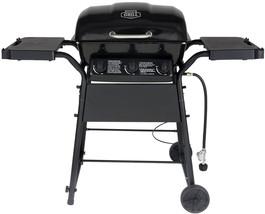 Expert Grill 3 Burner 30,000 BTU Gas Grill with Side Shelves, Black - $137.52