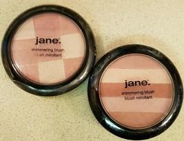 Jane Shimmering Blush 03 Peony, 04 Roses SEALED - $19.75