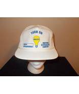 VTG-1990s Western Extralite Sylvania Light Bulb Osram rope strapback hat... - $27.83