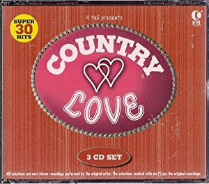 Country Love By Various Artists Cd
