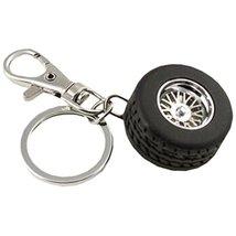 Creative Durable Portable Keychain Key Holder Pendant Key Ring, H - $8.08