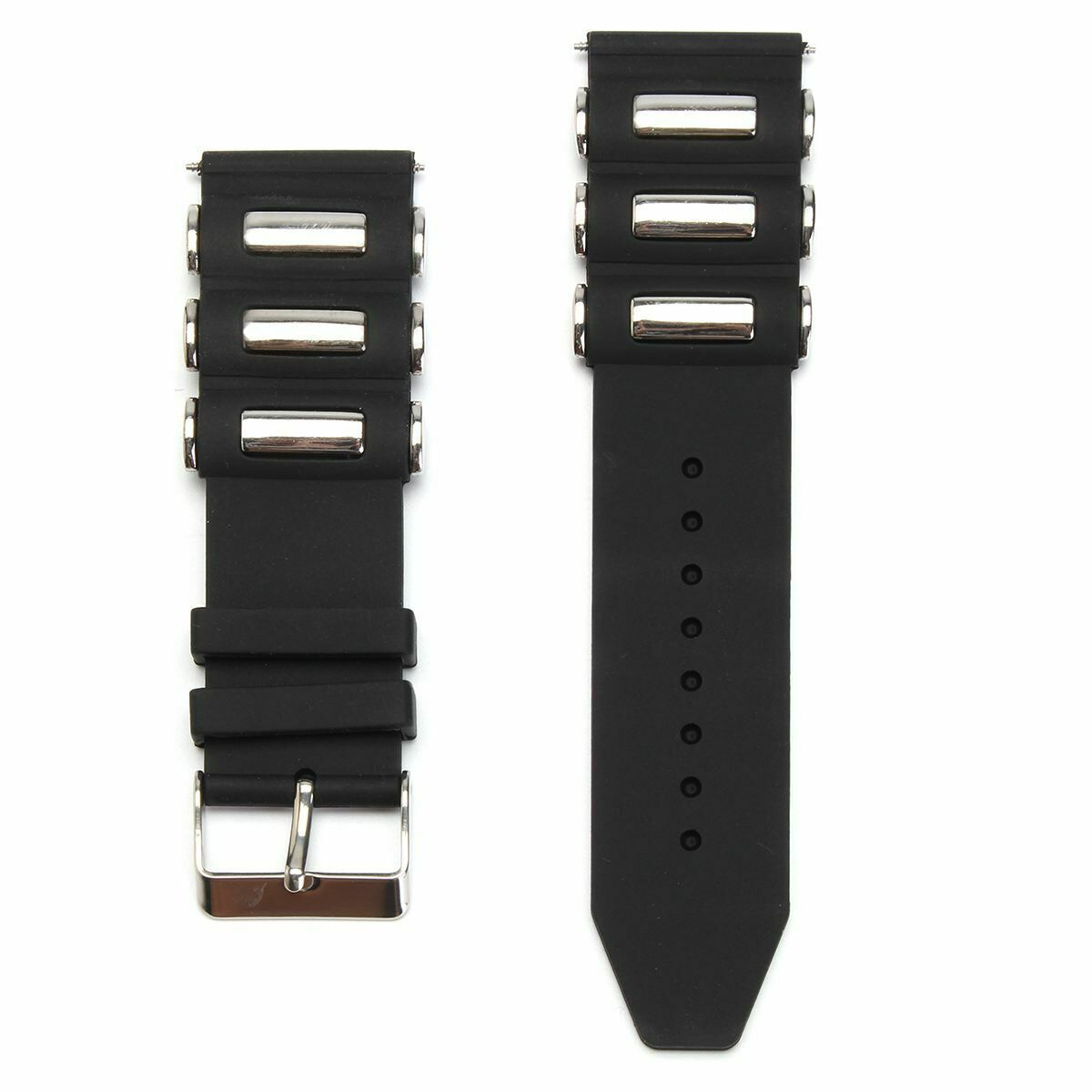 Silicone Rubber Diver Watch Band Strap For Invicta Excursion 18202 20/22/24/26 B - $15.99