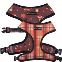 Oui Oui Frenchie Reversible Harness - Fall - $31.99