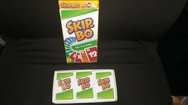 Mattel Skip-Bo Junior Card Game (T1882) - $2.70