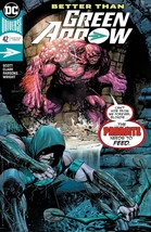 Green Arrow #42 NM DC - $3.95