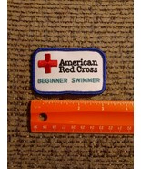 American Red Cross Beginner Swimmer Badge Sew or Iron on Patch NEW - $6.86