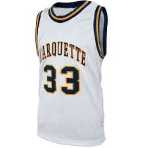 Jimmy Butler College Custom Basketball Jersey Sewn White Any Size