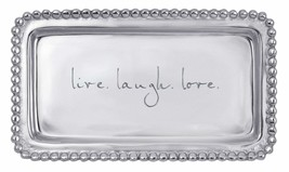 "Mariposa ""live. laugh. love"" Tray - £25.54 GBP"