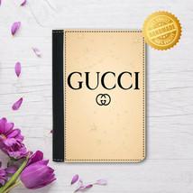Leather Passport Cover - Passport Holder - Flowers passport  - $15.74
