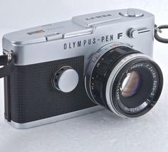 Olympus Pen FT 35mm SLR Film Camera 38mm f1.8 lens - $163.10
