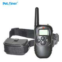 Petrainer 300M Remote Control 100LV Shock + Vibra Electric Dog Training ... - $29.99