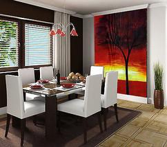 3D Die bäume in abendsonne Fototapeten Wandbild Fototapete BildTapete Familie - $51.18+