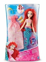 VINTAGE SEALED 2018 Disney Princess Sea Styles Little Mermaid Ariel Doll Target - $34.64