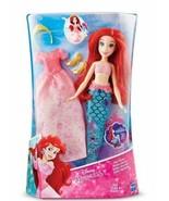 VINTAGE SEALED 2018 Disney Princess Sea Styles Little Mermaid Ariel Doll... - $32.43