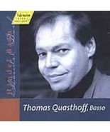 Thomas Quasthoff Basso Sings Handel and Bach Classical Music CD New Sealed - $11.99