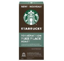 Starbucks® by Nespresso® Pike Place Roast Coffee Capsules (10 Capsules) - $24.77