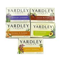 Yardley London Soap Bath Bar Bundle - 10 Bars: English Lavender, Oatmeal... - $19.48