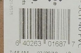 Watco 901 PP PVC BN Brushed Nickel Innovator Push Pull Half Kit image 6