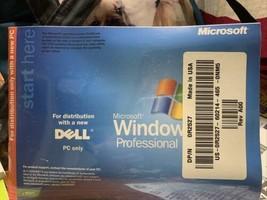 Microsoft Windows XP Professional upgrade  NO PRODUCT KEY  CD Version 2002 - $27.40