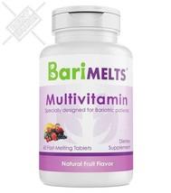 BariMelts Multivitamin, Dissolvable Bariatric Vitamins, Natural Fruit Fl... - $34.64