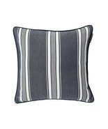 Lexington Striped Decorative Pillow Grey - $50.41