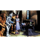 The Wizard Of Oz Color Wicked Witch Poster 18x24 Poster - €21,99 EUR