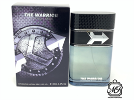 Armaf The Warrior Eau De Toilette Spray 3.4 Oz New Sealed In Box - $23.66