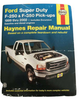 Haynes Repair Manual 36060 Ford Super Duty F-250 & F-350 Pick-Ups 1999 T... - $22.10