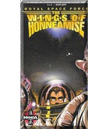 VHS - Royal Space Force: The Wings Of Honneamise (1987) *Manga Video / E... - $5.00