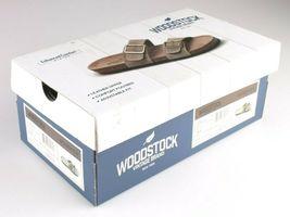 Woodstock Women Leslie Comfort Footbed Adjustable Straps Sandal Shoe Tan Size 9 image 4