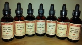 SUPER DETOX FORMULA Herbal Tincture Extract, 2, 4 and 8 oz, Made in Maine - $13.95+