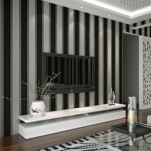 beibehang wide stripes wallpaper for walls 3 d papel de parede mural wallpaper-3 - $59.95