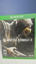 Mortal Kombat X (Microsoft Xbox One, 2015)  - $9.99