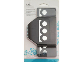 EK Success Large Circles Edger Punch #54-50021