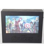 Marvel AVENGERS 3D BLU RAY ILLUMINATED Lenticular COLLECTOR'S BOX SET Be... - $79.19