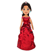 Disney Elena of Avalor 18inc Medium Plush New with Tags - $26.42