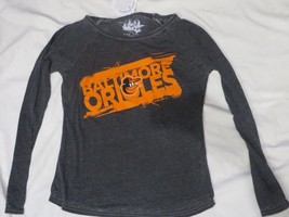 MLB Baltimore Orioles Women's Long Sleeved T-Shirt Small/S NWT   - $17.99