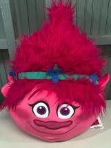 """Poppy Sweet Princess Dreamworks Pillow Pal Troll 22"""" Plush Pink - $20.19"""
