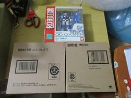 3 Bandai Robot Spirit Tamashii JP ltd 076 Gundam 00 Qan[T] ELS Qant Tran... - $364.29