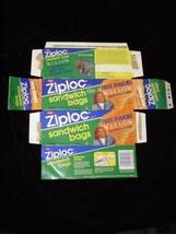 Ziploc Sandwich Bags Willow Folders Offer 1988 - $14.99