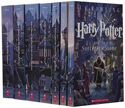 Harry Potter Complete Book Series Special Edition Boxed Set [Paperback] ... - $72.26