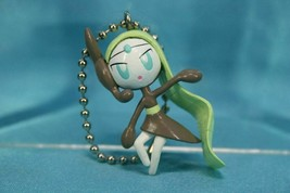 Bandai Pokemon BW Gashapon Figure Keychain 2012 Movie Best Meloetta Aria... - $19.99