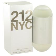 212 Eau De Toilette Spray (new Packaging) 3.4 Oz For Women - $80.04