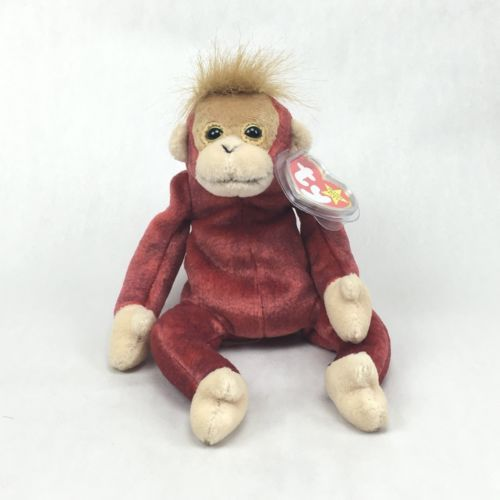 0fdef2af978 Ty Beanie Baby - Schweetheart The Monkey and similar items. 12