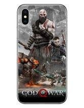 Kratos God Of War 4 Phone Cases for iphone 5 5S SE 6 6S Plus 7 XR XS MAX... - $14.20