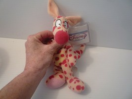 "Disney Store Woozle #2 Bean Bag Plush 8"" Winnie the Pooh MINT - $15.69"